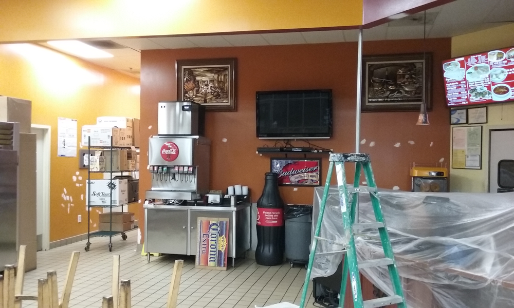Before | Mexican Restaurant