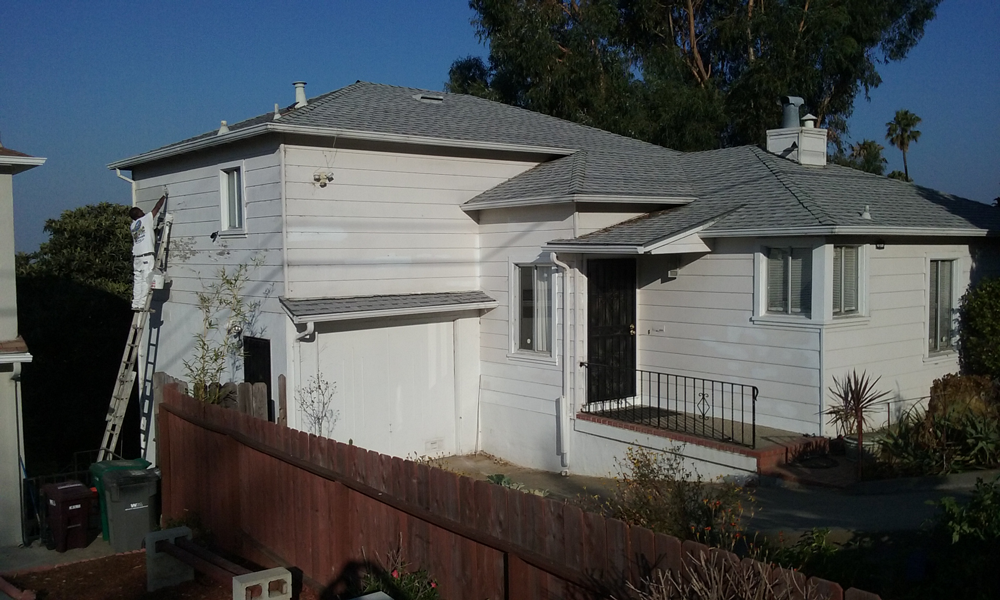 Before | House in Oakland, Ca