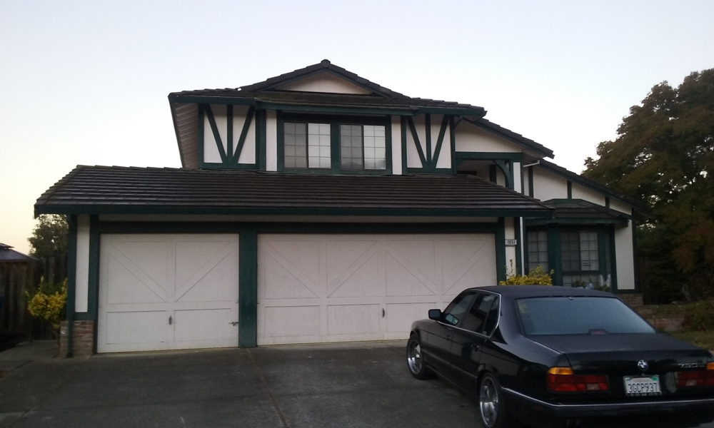 After | House in Milpitas, Ca