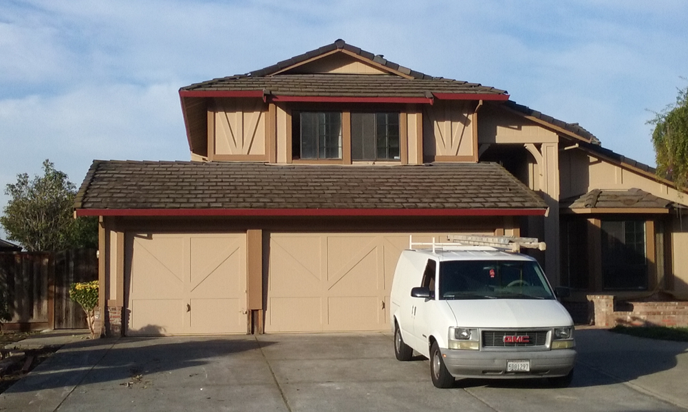 Before | House in Milpitas, Ca
