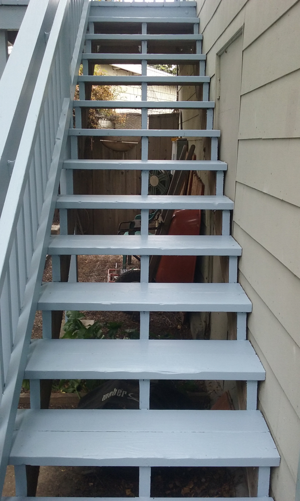 After | Stairway