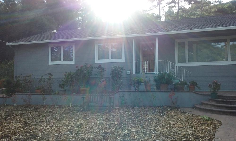 After | Exterior Oakland Hills, Ca