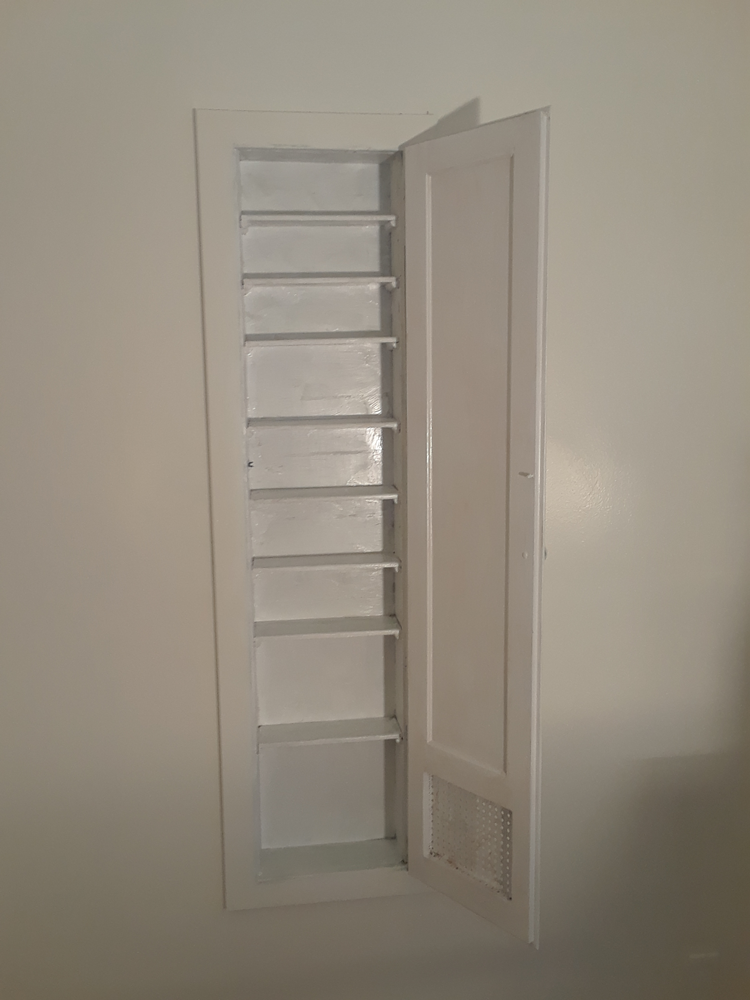 Before | Interior Cabinets