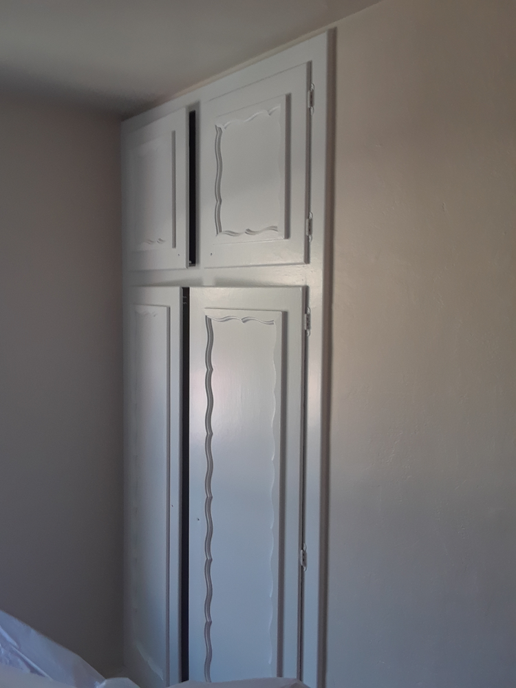 After | Interior Cabinets