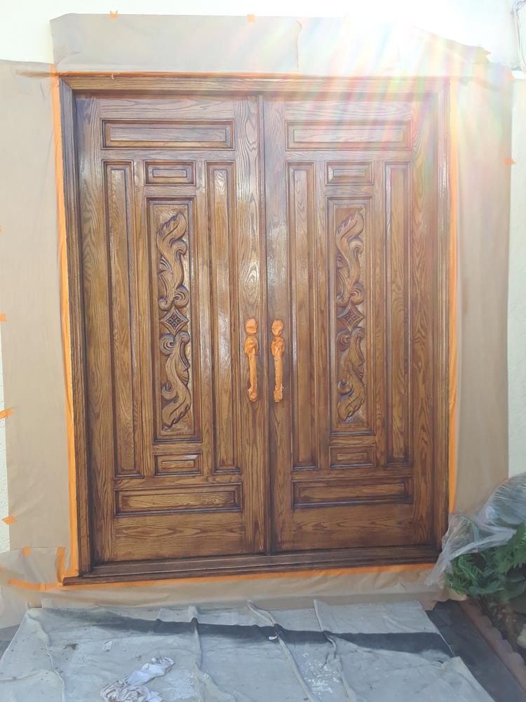 After | Exterior Door