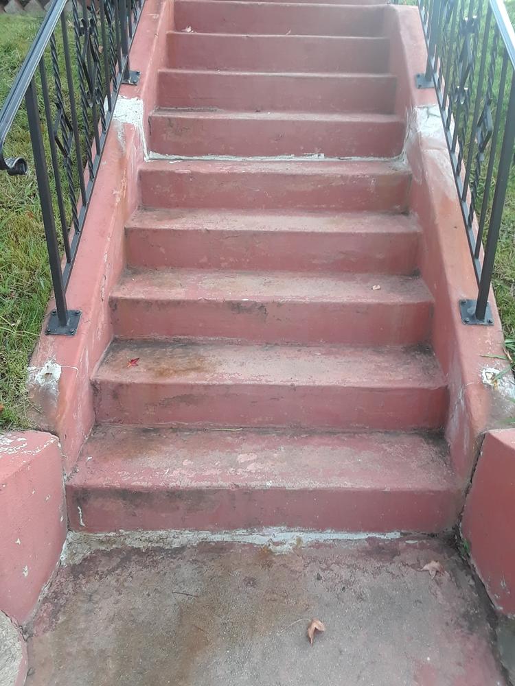 Before | Stairway